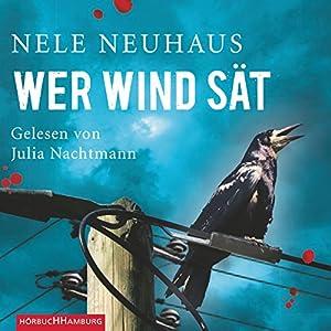 Wer Wind sät Audiobook