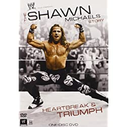 Shawn Michaels: Heartbreak And Triumph (Single Disc)