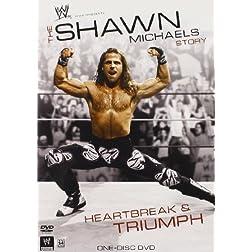 Shawn Michaels: Heartbreak And Triumph (Single Disc)