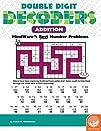 Math Mosaics Double Digit Decoders-Addition