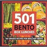 501 Bento Boxes: 501 Unique Recipes for Brilliant Bentoby Graffito Books