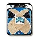 STOMPGRIP(ストンプグリップ) トラクションパッドタンクキット VOLCANO クリア CBR600RR(13) 55-2013