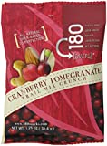 Mareblu Naturals 180 Snacks Cranberry Pomegranate Trail Mix Crunch, 1.25 Ounce Bags (Pack of 10)