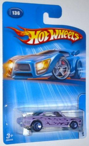 Hot Wheels 2005 Vairy 8 #136 1:64 Scale Die-Cast Vehicle - 1