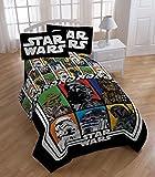 Lucas Film Star Wars Sheet Set, Full