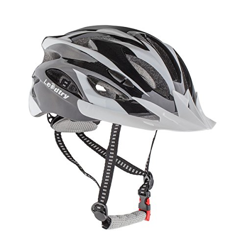 Leadtry-HM-3-Bike-Helmet-Ultralight-Integrally-Molded-EPS-Bicycle-Helmet-Safety-Helmet-Specialized-for-Road-Mountain-Terrain-Bicycle-with-Comfortable-Removable-Washable-Antibacterial-Pads