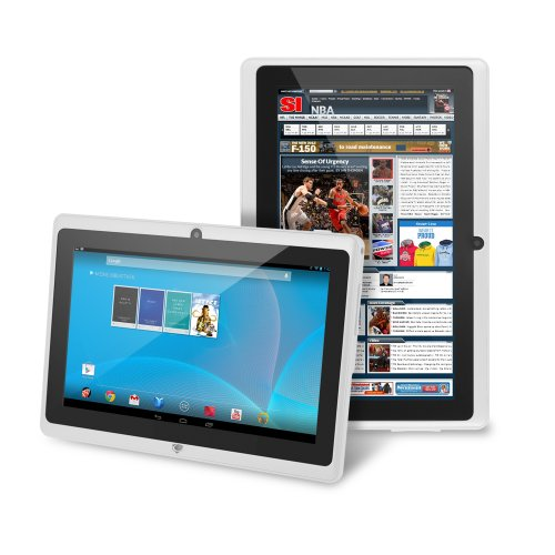 51gbGtIeuwL Chromo Inc® White 4gb 7 Android 4.0 Touch Capacitive Screen 1.5ghz 512 RAM Mid Tablet Pc Wifi 3g Camera Tr a13