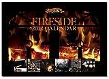 ファイヤーサイドカレンダー2012