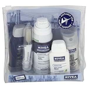Nivea For Men Travel Essentials Kit