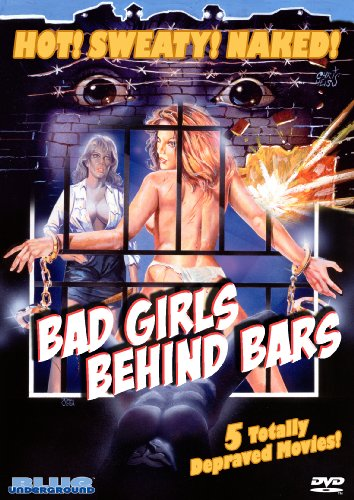 Bad Girls Behind Bars Collection [DVD] [Import]