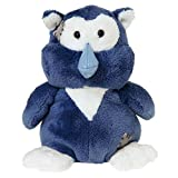 Tatty Teddy & My Blue Nose Friends Midnight the Owl soft toy, sits 4