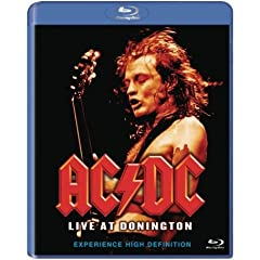 AC/DC: Live At Donington [Blu-ray]