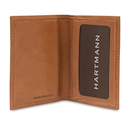 Hartmann Belting Leather Card Case