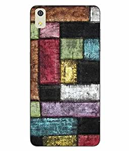 Case Cover Printed Colorful Soft Back Cover For LYF WATER 8