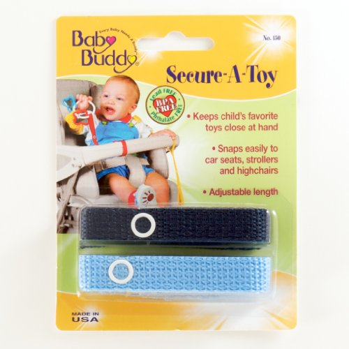 Similar product: Baby Buddy Secure-A-Toy