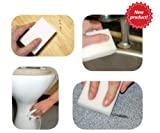 10 Magic Eraser Sponges - For Chemical Free Stain and Mark Removal.