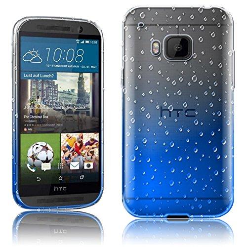 vandot-azul-semi-claro-efecto-gotas-de-lluvia-funda-carcasa-para-htc-one-m9-plastico-case-cover-3d-r
