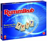 JUMBO Rummikub supplementary set for the 5th-6th players, ages 8 and up (03 458)
