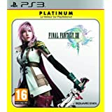 Final Fantasy XIII - platinumpar Square Enix
