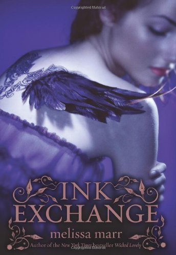 Cover of Ink Exchange (Wicked Lovely)