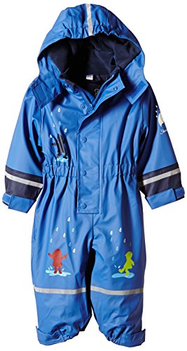 Sterntaler Baby - Jungen Regenhose 5651520, Gr. 98, Blau (kobaltblau 353)