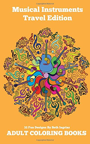 adult-coloring-books-musical-instruments-travel-edition