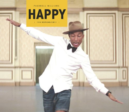 Pharrell Williams - Happy (2-track) - Zortam Music