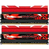 G Skill 2x 4GB PC3-19200 DDR3 2400MHz Gaming Memory Kit