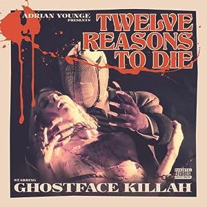 Ghostface Killah-Twelve Reasons To Die 51gbTFzIAcL._SY300_