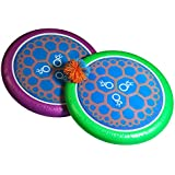 OgoDisk Exclusive Green and Purple Mini Set 12-inch