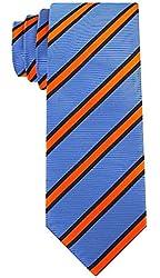 Scott Allan Men's Striped Necktie