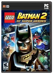 LEGO Batman 2: DC Super Heroes [Online Game Code]