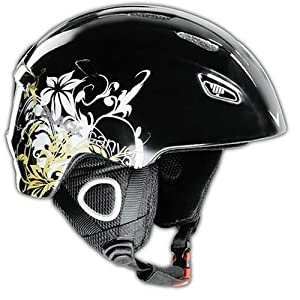 Black Canyon Kitzbühel Unisex Ski Helmet - M - 57-58cm, Black Graphic