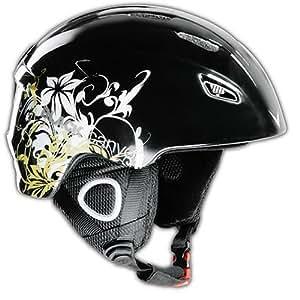Black Canyon Kitzbühel Unisex Ski Helmet - M - 57-58cm, Black Graphic