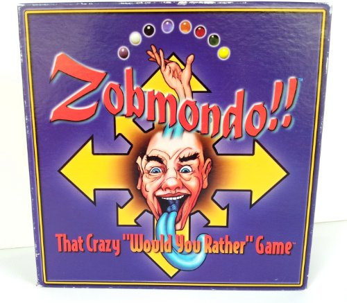 "Zobmondo That Crazy ""Would You Rather"" Game (1998)"