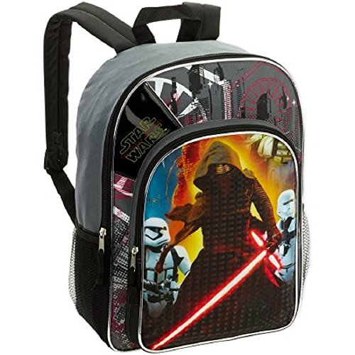 16″ Star Wars Episode 7 Full Size Backpack