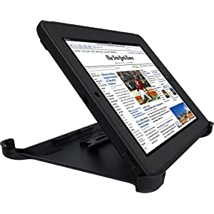 OtterBox Defender Series for The New iPad - Side