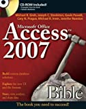 img - for Access 2007 Bible by Groh, Michael R., Stockman, Joseph C., Powell, Gavin, Prague (2007) Paperback book / textbook / text book