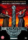 ハイランダー 最終戦士/HIGHLANDER: ENDGAME
