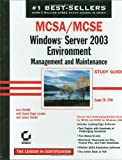 img - for MCSA/MCSE: Windows Server 2003 Environment Management and Maintenance Study Guide (70-290) book / textbook / text book