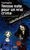 echange, troc Yves Pinguilly - Fausse note pour un vrai crime