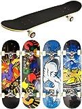 Cooles Skateboard! Verschiedene Decks Motive! Skater Fun Frühling