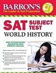 Barron's SAT Subject Test World History