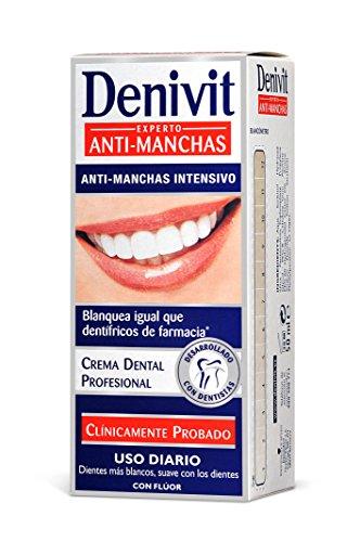 DENIVIT - DENIVIT dentifrico antimanchas 50 ml-niños