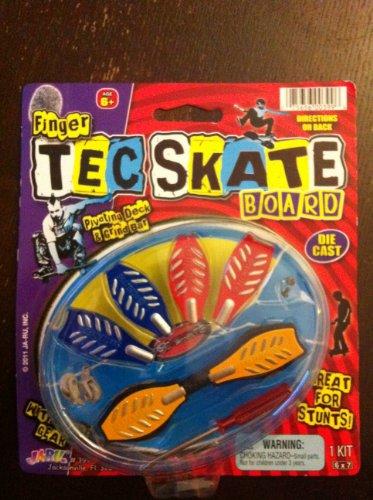 Finger Tec Skate Board with Spear Gear by JaRu - 1