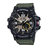 G-Shock GG-1000-1A3 Mudmaster Watches - Military Green / One Size