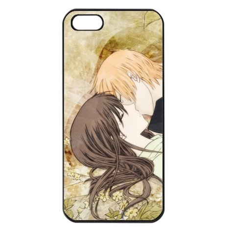 fruits basket 6 iphone case 4 and 4s black color