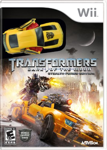 transformers dark of the moon bumblebee stealth force. Transformers: Dark of the Moon