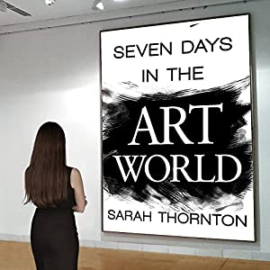 Seven Days in the Art World Audiobook