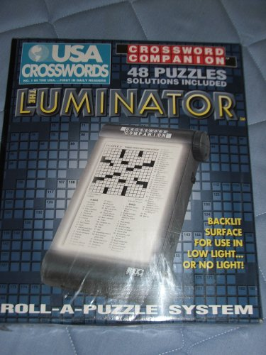 USA Today Crosswords - The Luminator Crossword Companion